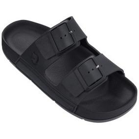 Sandalia Cartago Color Negro 2gc244 Tallas 39 Al 43
