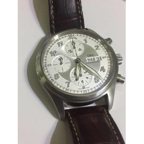 Relógio Iwc Cronografo Automático Fliegeruhr 3717 Pilot