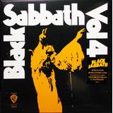 Black Sabbath Vol. 4 180g Lp Vinil Gatefold Novo Lacrado