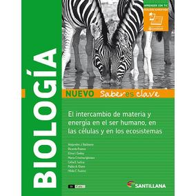 Biología - Nuevo Saberes Clave Santillana