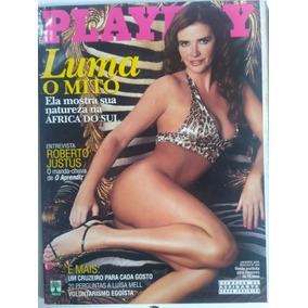 Revista Playboy 354 Jane 2005 Luma De Oliveira 15