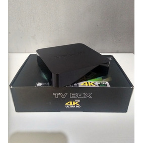 Conversor Digital Android Tv Box 4k