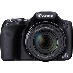 Maquina,camera Fotográfica Semi Profissional Canon Sx530