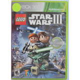 Lego Star Wars 3 Clone Wars Xbox 360 Play Magic