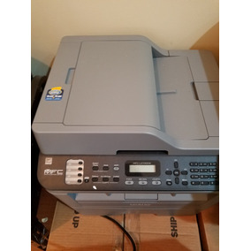 Brother Mfcl2700dw All-in Una Láser Con Redes Inalámbricas Y