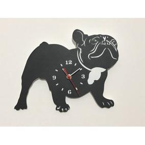 cd8a77d06f4 Bulldog Tumblr - Relógios De Parede no Mercado Livre Brasil