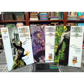Marvel Apresenta A Ultima Historia Do Punho De Ferro 3 Vols