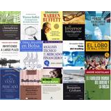 Day Trading En Una Semana + 325 Libros De Negocios, Bolsa