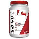 Isofort Whey Isolado - 900 Gramas - Vitafor Frutas Vermelhas