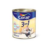 Tinta Coral Sisal Suave - 800ml (linha 3 Em 1)