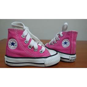 8ef3b36b Converse All Star - Ropa, Zapatos y Accesorios Fucsia en Mercado ...
