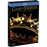 Blu-ray Game Of Thrones - Segunda Temporada Digipack Lacrado