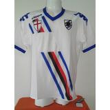 Camiseta De La Sampdoria De Italia   Kappa Talle L 5ef63ba130163