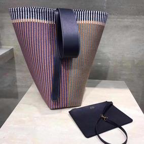 Cartera Celine Tote Bag Wool Twisted Fotos Reales