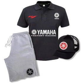 Camisa Polo Yamaha - Calçados abd70f9217424