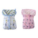 Saco De Dormir Mickey Ou Minnie Enxoval De Bebe - Cobertor