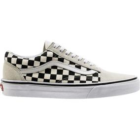 Tenis Vans Old Skool Checkerboard Ne Vn0a38g127k Look Trendy