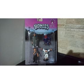 Bonecos Homies - Novos - Jada - Set #4 - Frete Grátis