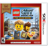 Lego City Undercover Selects - Nintendo 3ds - 2ds - New 3ds