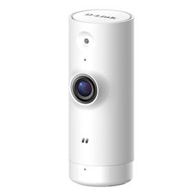 Mini Câmera Wi-fi Hd 720p D-link Dcs-8000lh Ir 5 Mts
