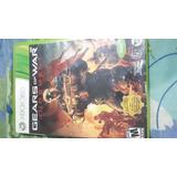 Juego Gears Of War Xbox 360 Y Halo Reach