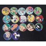 16 Tazos Looney Tunes Sabritas 1994