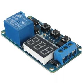 Temporizador - Digital Delay Timer Control Switch 12v