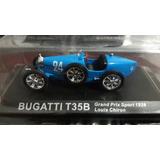 Bugatti T35b 1/43 Eledu. No Mercado Envios