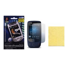 Pelicula Protetora De Tela Transparente Para Htc Touch 3g