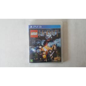 Lego The Hobbit - Ps3 - Original - Mídia Física