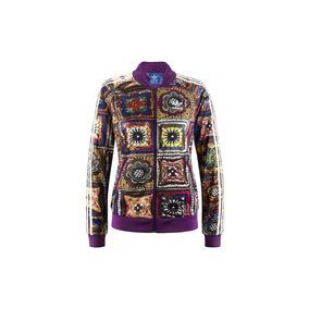 Chamarra adidas Farm Originals Crochita + Envio Gratis Dhl