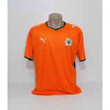 Camisa Puma Oficial Costa Do Marfim - Futebol no Mercado Livre Brasil 505ea1336a803