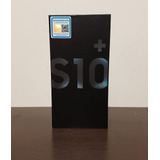 Samsung Galaxy S10+ Plus 128gb 8gb Ram Doble Sim Negociable