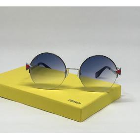 e59b0035ae109 Oculos De Sol Fendi Rainbow - Óculos no Mercado Livre Brasil