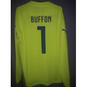 Camiseta Arquero Seleccion De Italia Buffon - Camisetas en Mercado ... 5089d62ce28ef