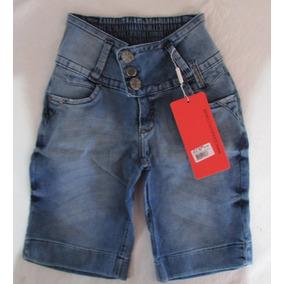 Bermuda Edex Jeans Tamanho 42 E Frete Grátis