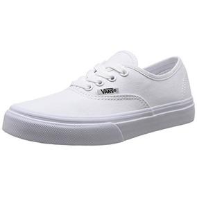 Vans Vn-0wwxens  Niños Auténtico Patín True Blanco Sneake 17428288cff