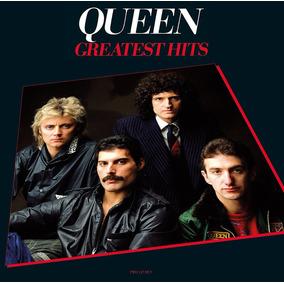 Lp Vinil Queen Greatest Hits 1 E 2 (02 Discos Duplos) 180g