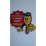 Kit De Chaves Gold Virgens Para Iniciante Yale 250 Unidades