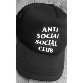 Gorra Antisocial Social Club Street Swag Hype Envio Gratis d137a416460