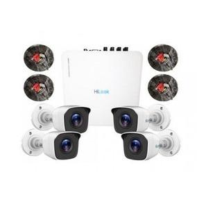 Sistema Cctv Hilook Kit7208bm +hdd 1 Tb Wester Digital