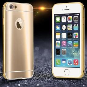 For Iphone 6 4.7 - Gold - Lujo Aluminio Ultra Metal Pa-9625