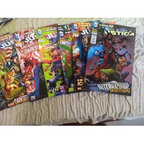 Superman Novos 52 Edição Do 6 Ao 24