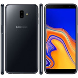 Celular Samsung Galaxy J6 Plus 32gb - Negro