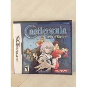 Castlevania Dawn Of Sorrow Nintendo Ds