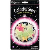 University Games Colorful Brillan En La Oscuridad Estrellas