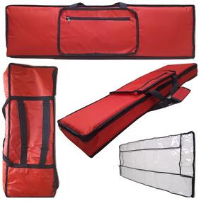 Capa Bag Para Teclado Korg Pa 300/600/700 E 900 + Cobertura