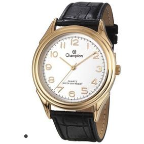Relógio Champion Social Masculino Ch22804b, C/ Garantia E Nf