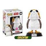 Funko Pop! Porg Exclusive Flocked Star Wars