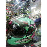 Casco Shaft Pro Series 600 Doble Visor